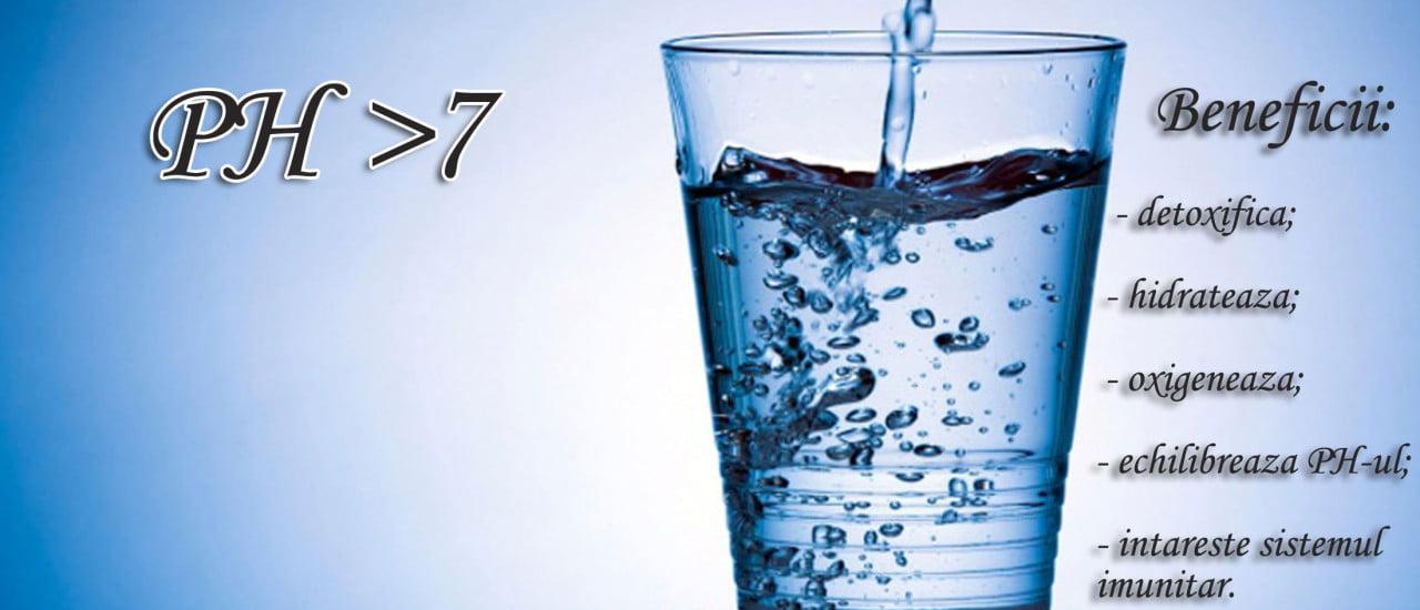 alcalinizarea organismului-apa kangen